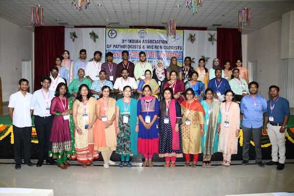 Events of Indian Association of Pathologits and Microbiologists